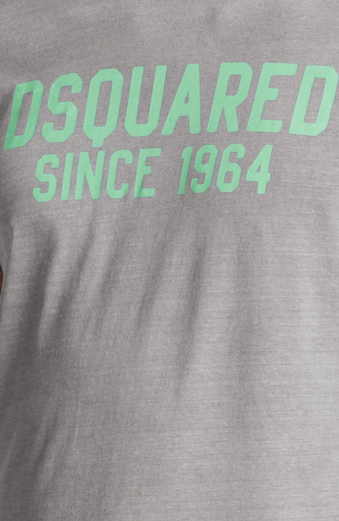 Alternate Image 3  - Dsquared2 Graphic T-Shirt