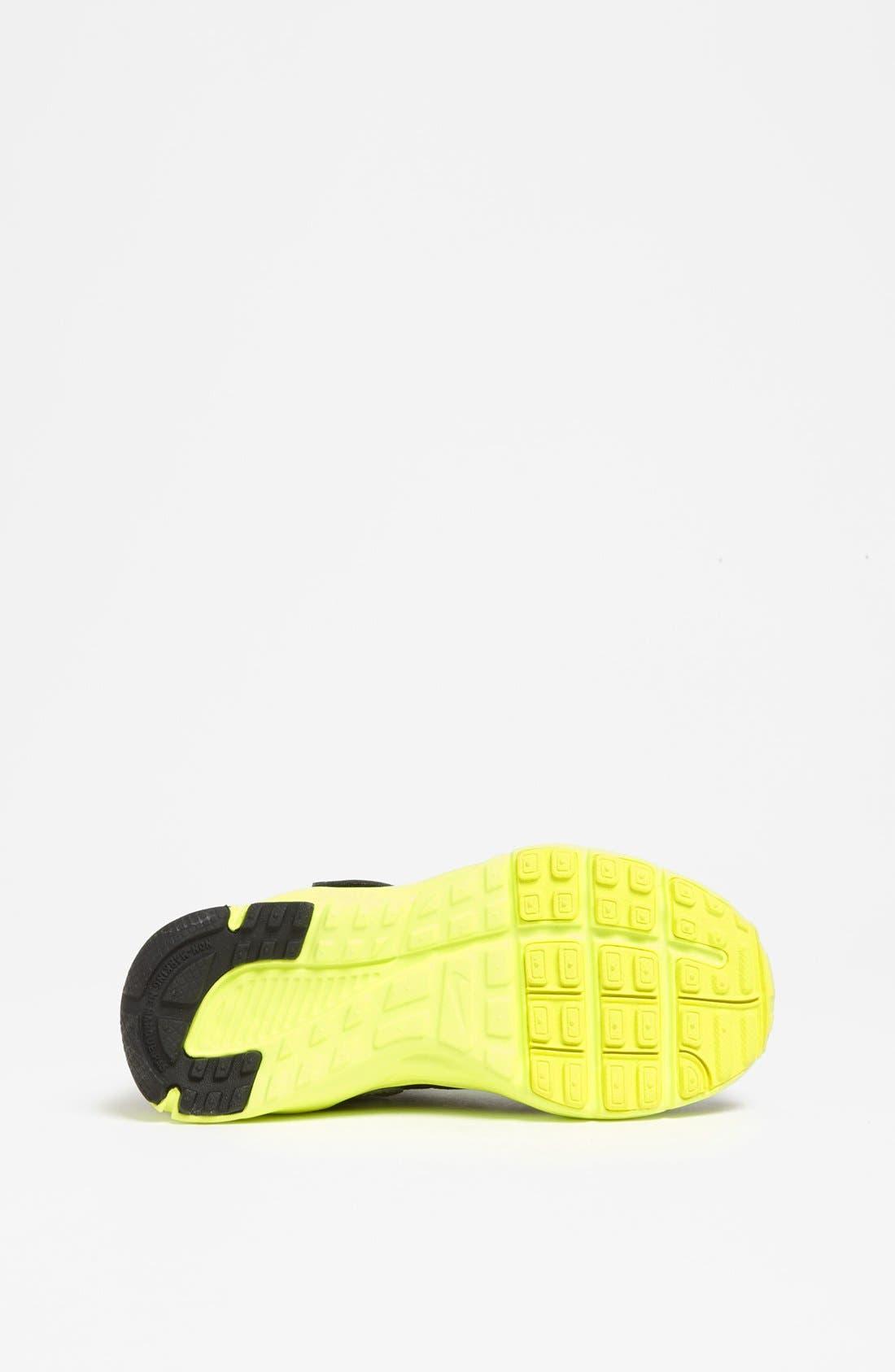 Alternate Image 4  - Nike 'LunarGlide 4' Running Shoe (Baby, Walker, Toddler & Little Kid)