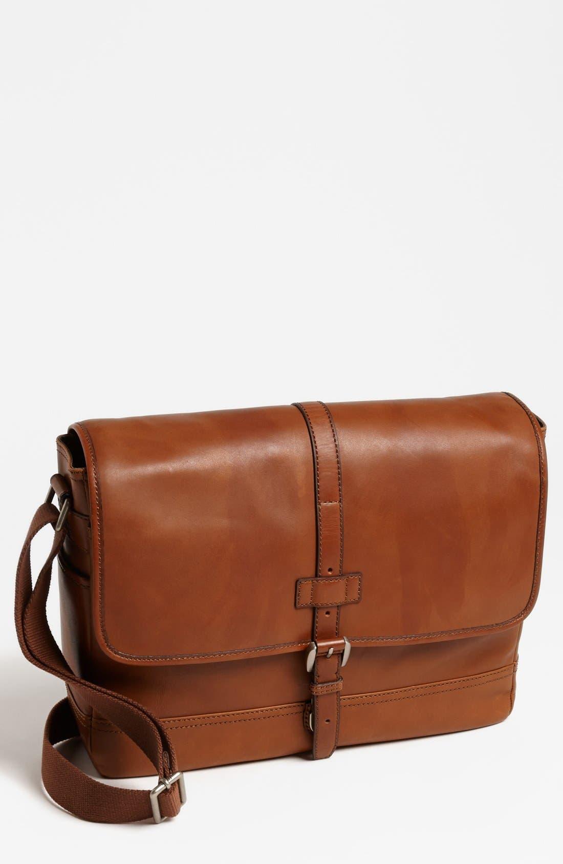 Main Image - Fossil 'Emerson' Messenger Bag