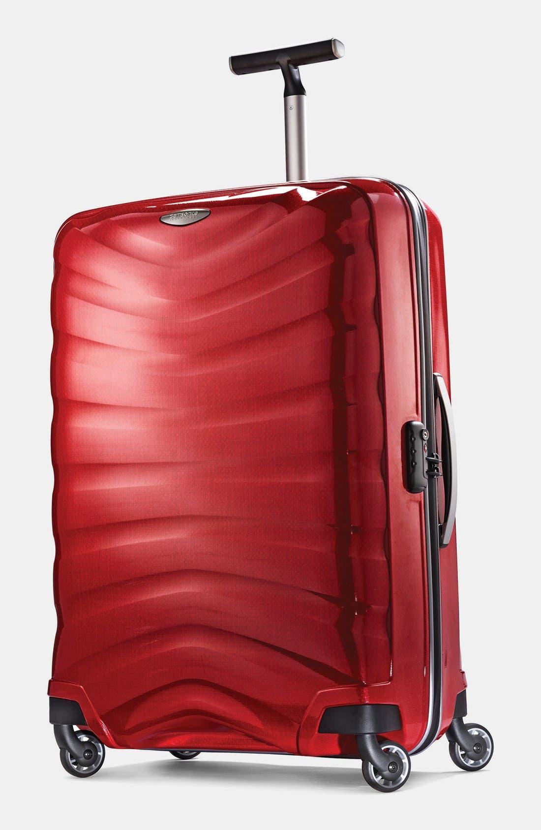 Alternate Image 1 Selected - Samsonite 'Firelite' Rolling Suitcase (28 Inch)