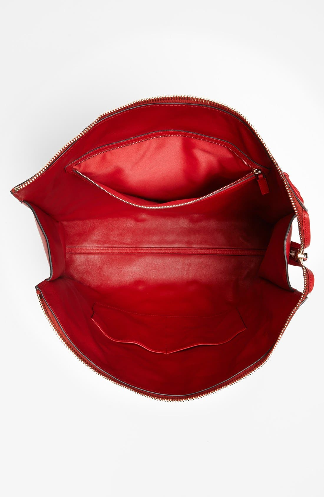 Alternate Image 3  - Valentino 'Intrigate' Double Handle Leather Tote
