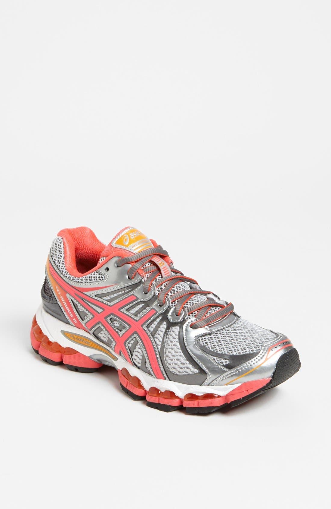 Main Image - ASICS® 'GEL-Nimbus 15' Running Shoe (Women)