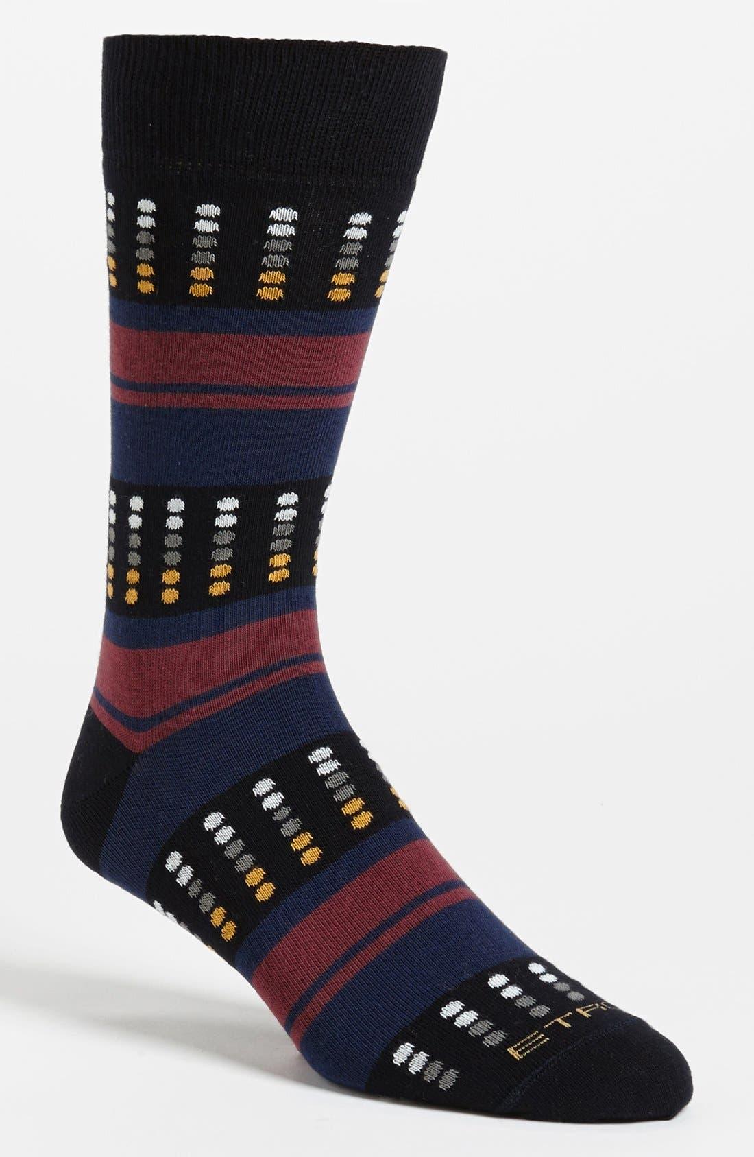 Alternate Image 1 Selected - Etro Dot Socks