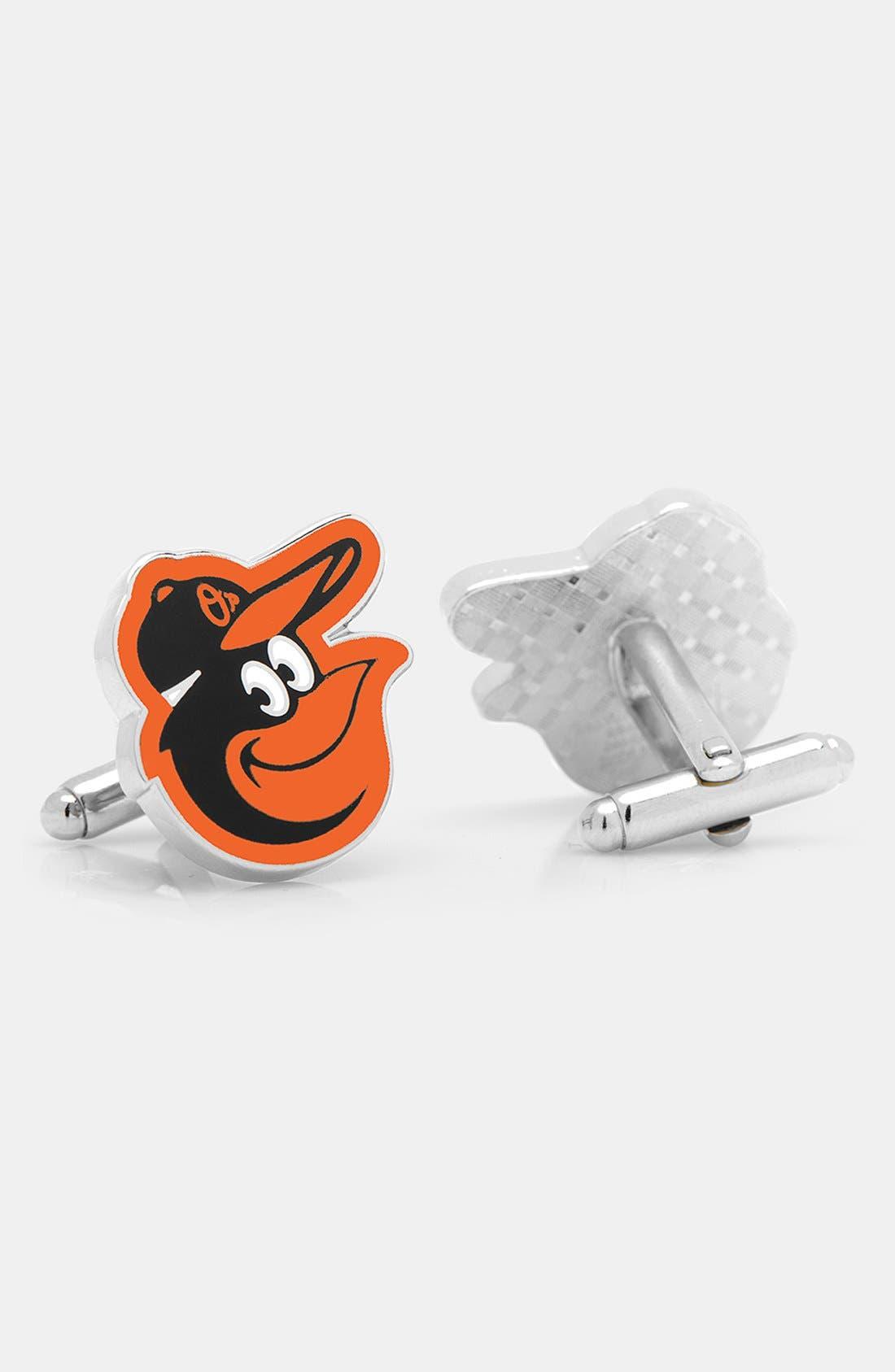 Cufflinks, Inc. 'Baltimore Orioles' Cuff Links