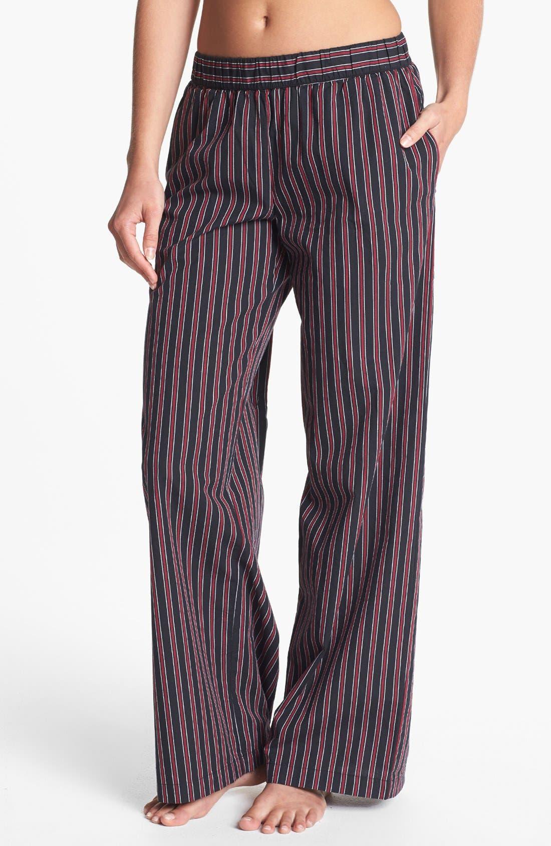 Alternate Image 1 Selected - Shimera Stripe Lounge Pants