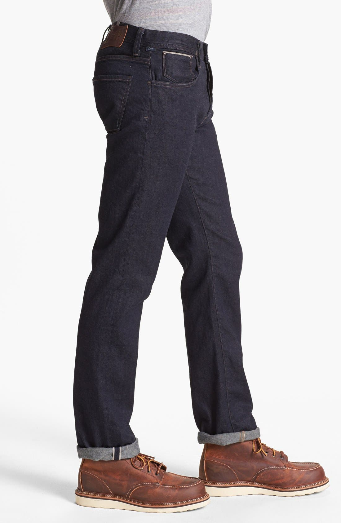 Alternate Image 3  - Citizens of Humanity 'Core' Slim Fit Selvedge Jeans (Frankie)