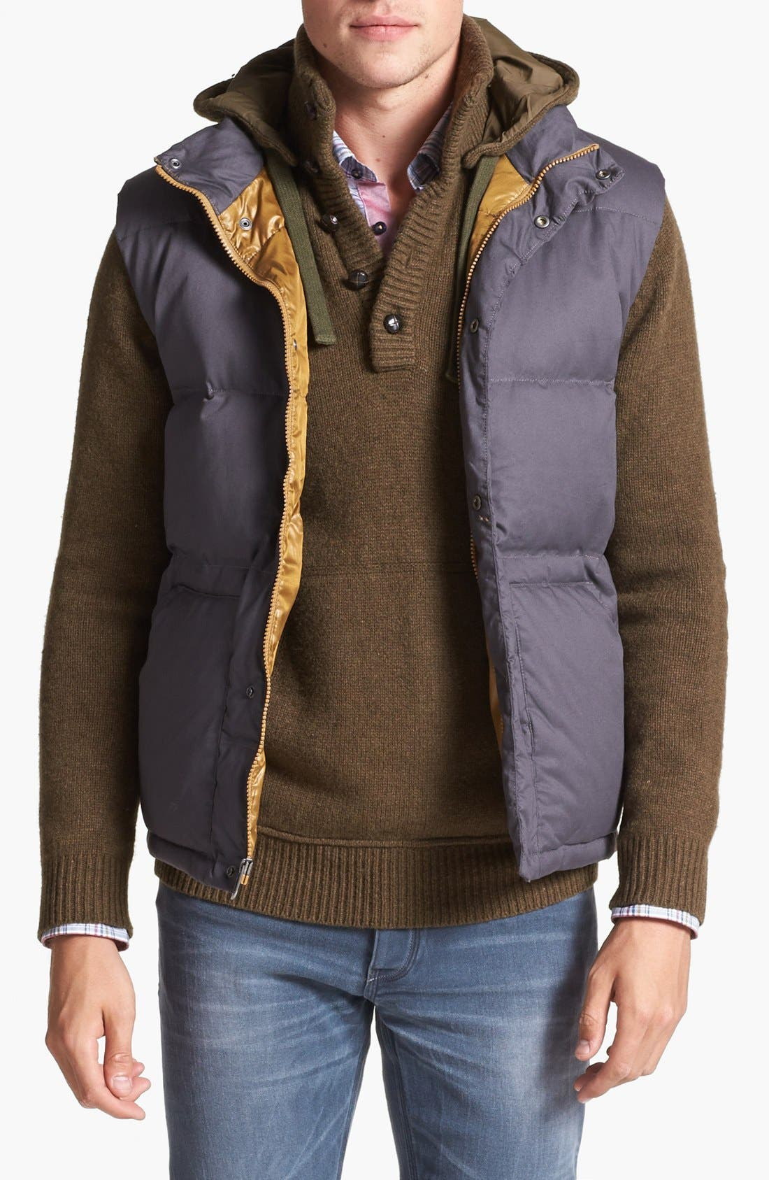 Alternate Image 1 Selected - The North Face 'Lindero' Down Vest