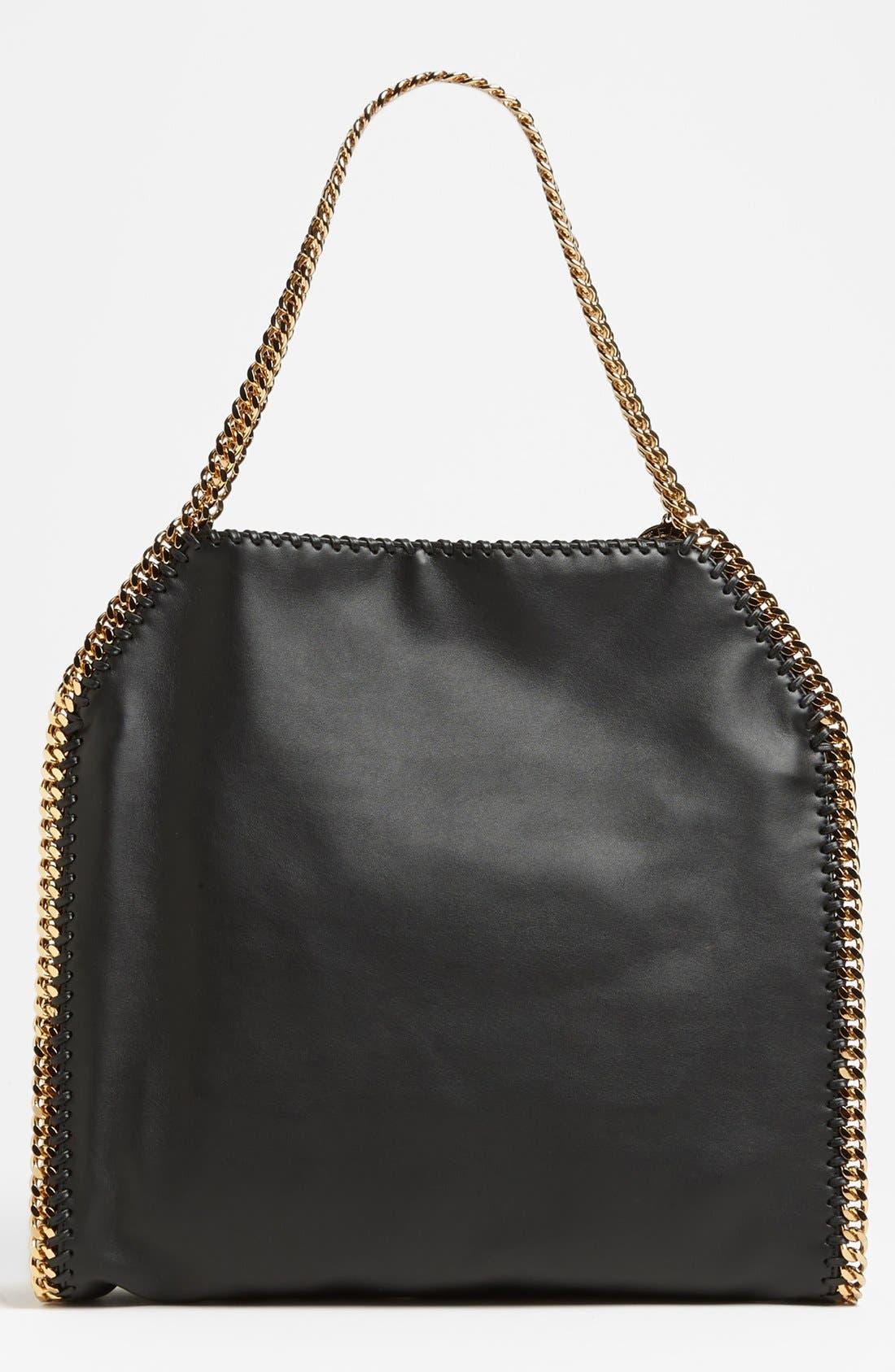 Alternate Image 4  - Stella McCartney 'Small Falabella' Faux Leather Tote