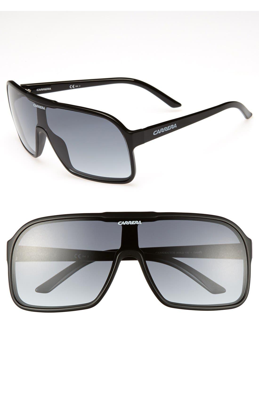 Alternate Image 1 Selected - Carrera Eyewear 99mm Sunglasses