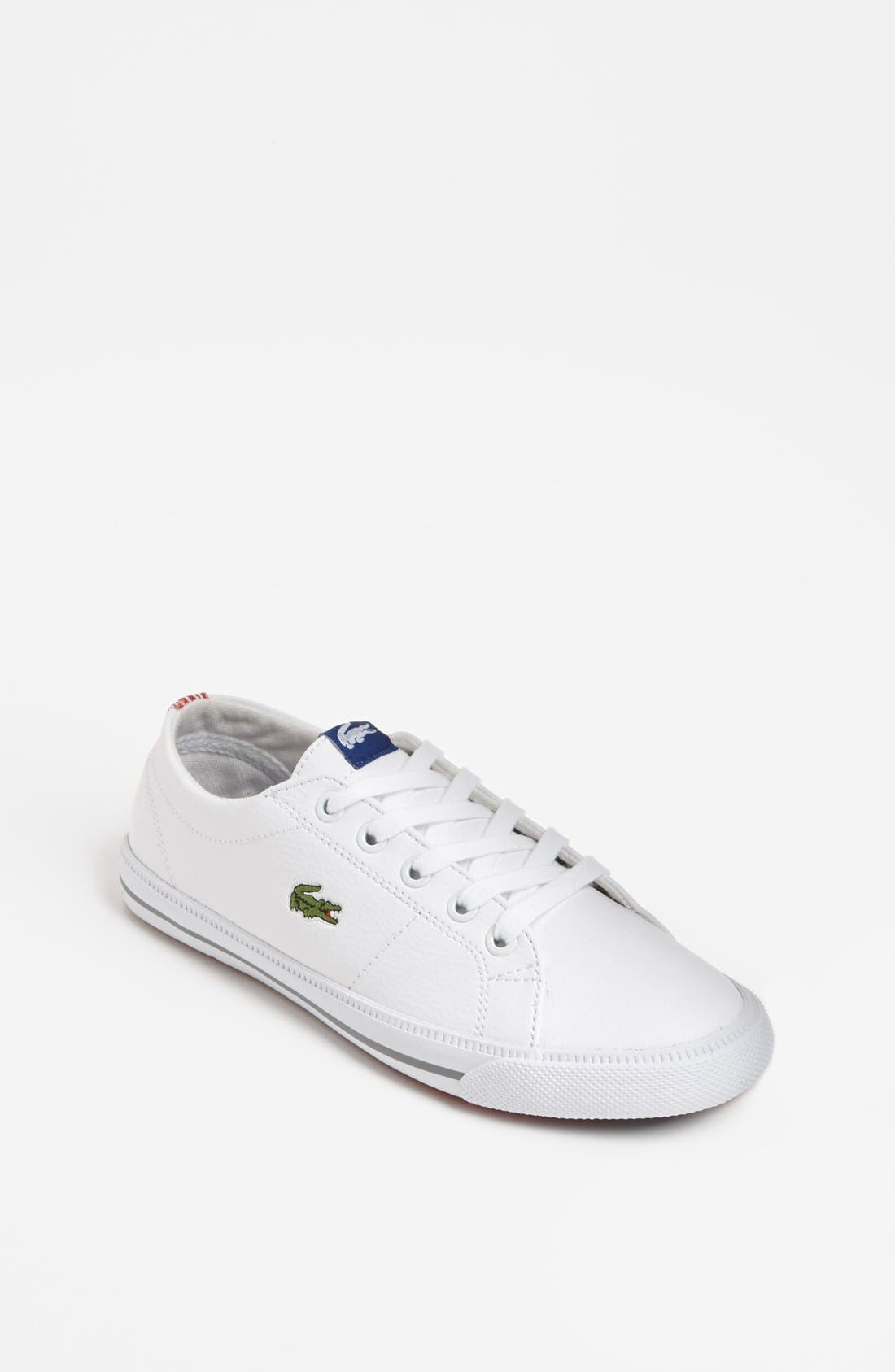 Alternate Image 1 Selected - Lacoste 'Marcel' Sneaker (Toddler & Little Kid)