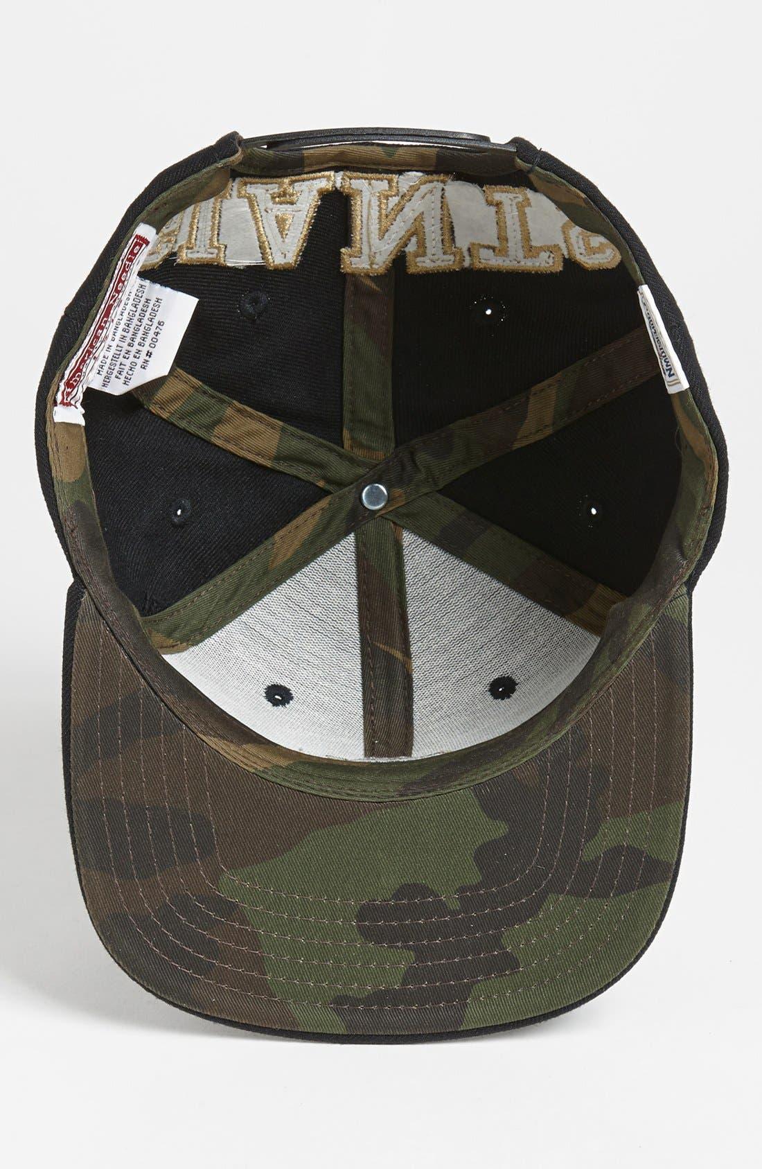 Alternate Image 4  - American Needle 'San Francisco Giants - Blockhead Camo' Snapback Baseball Cap