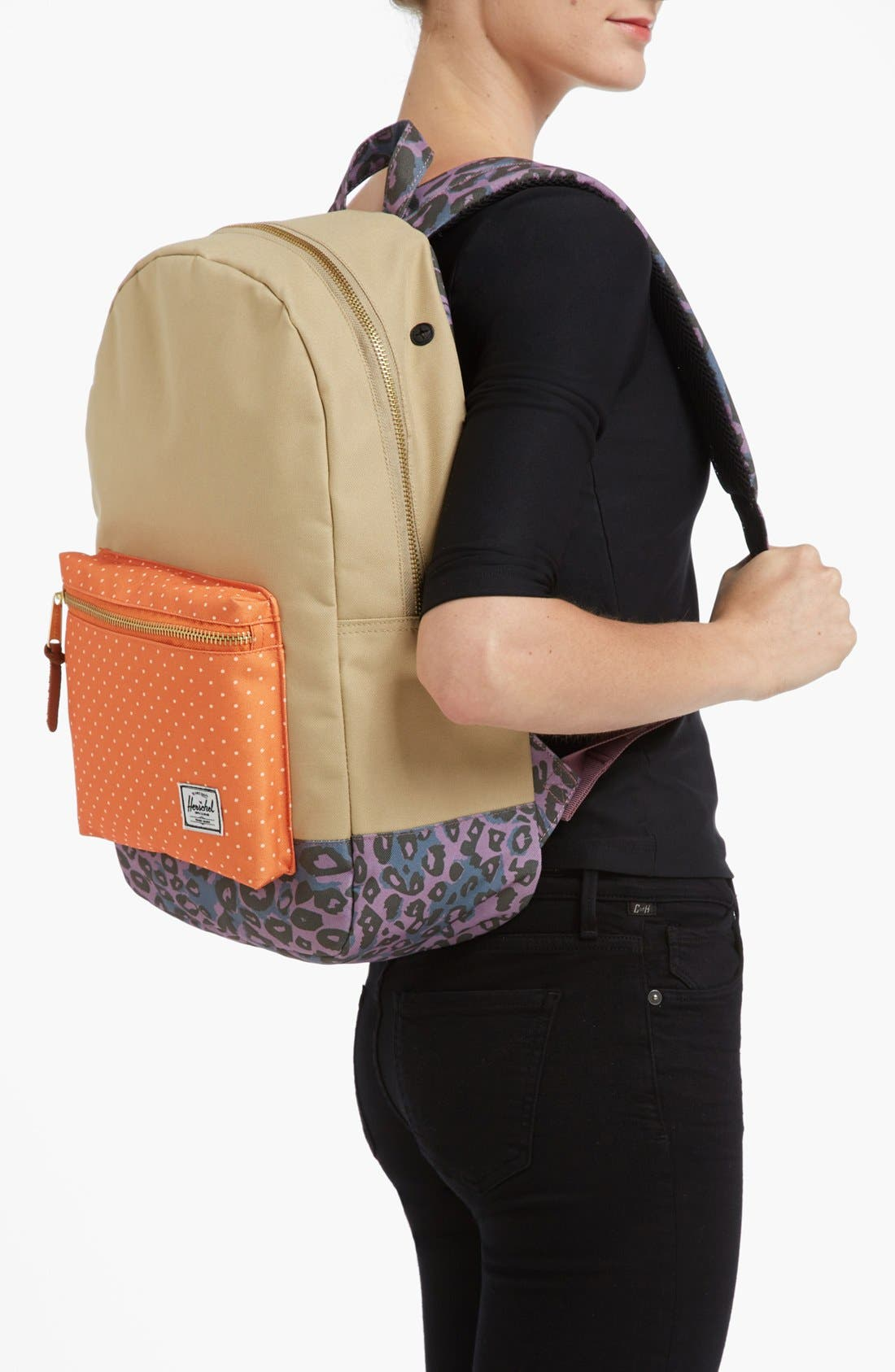 Alternate Image 2  - Herschel Supply Co. 'Settlement Mid Volume' Backpack