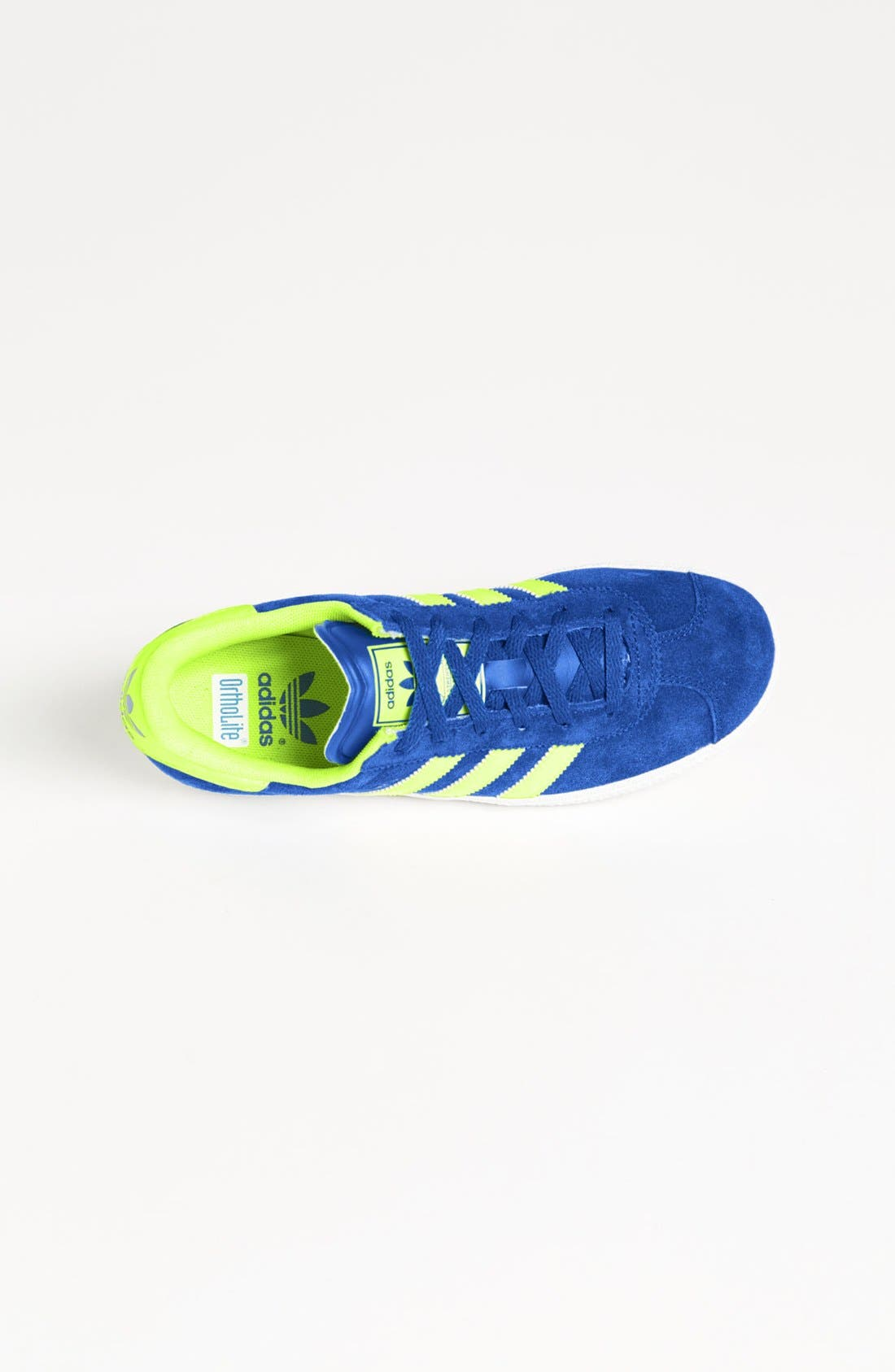 Alternate Image 3  - adidas 'Gazelle' Sneaker (Big Kid)
