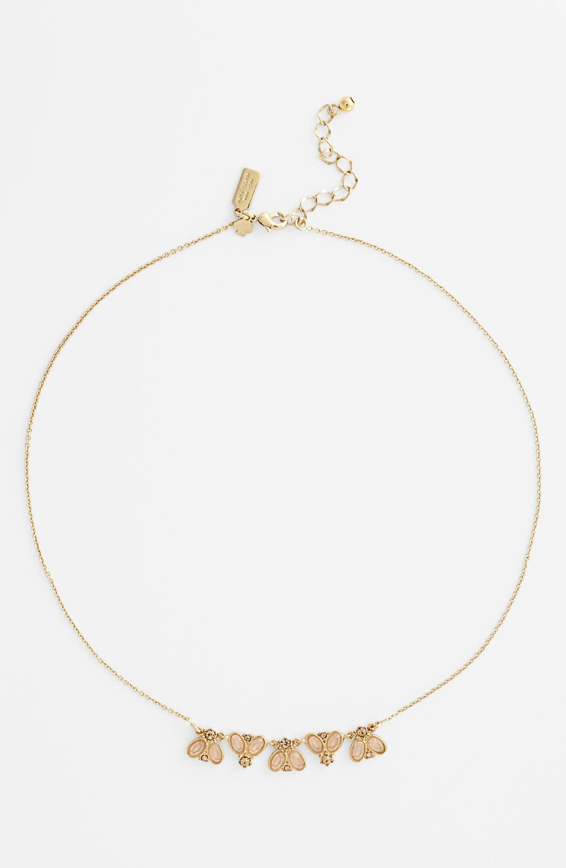Alternate Image 2  - kate spade new york 'floral fete' necklace
