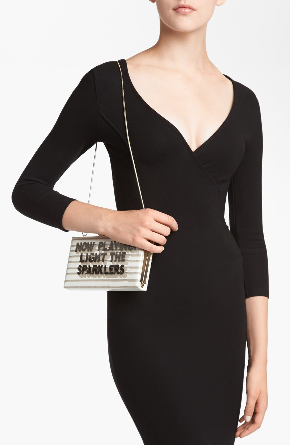 Alternate Image 2  - kate spade new york 'cinema city - samira' clutch
