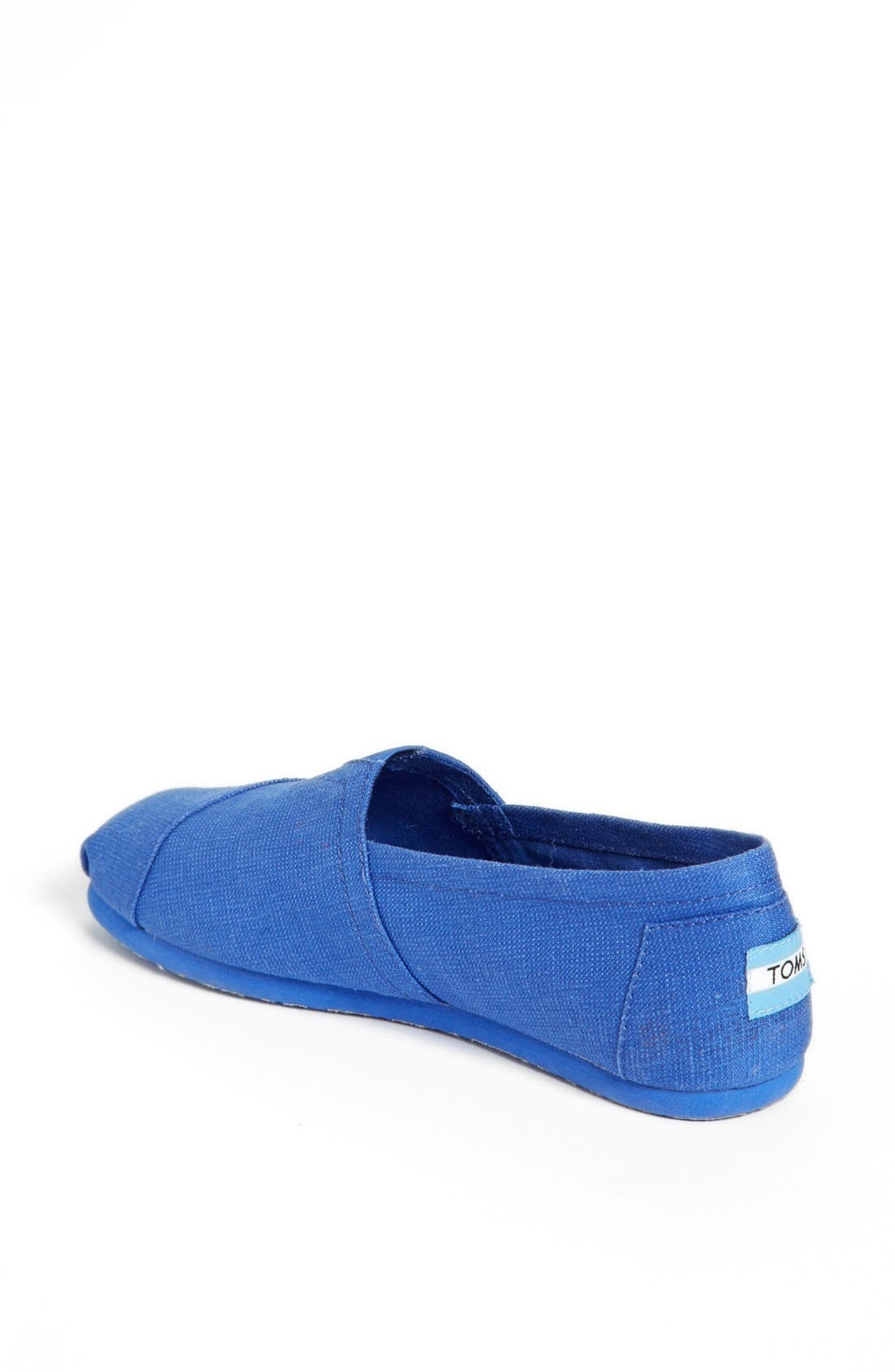 Alternate Image 2  - TOMS 'Classic - Earthwise' Vegan Slip-On (Women)