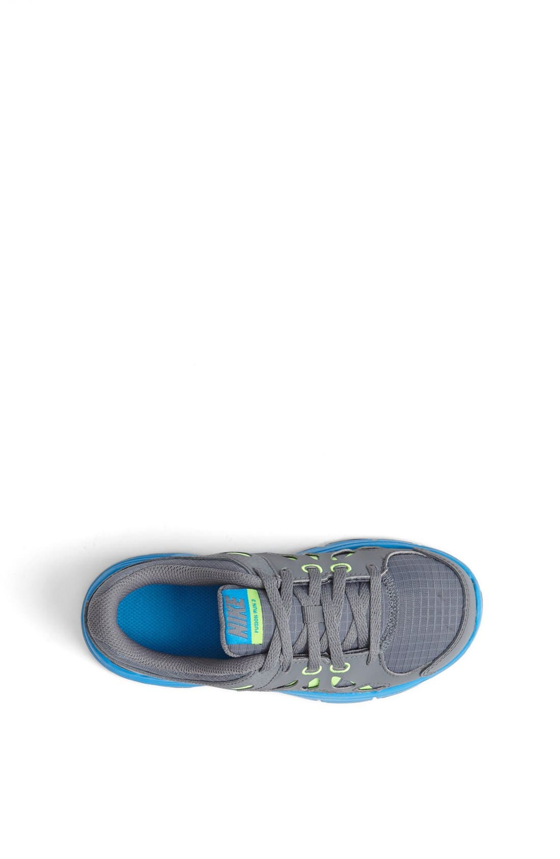 Alternate Image 3  - Nike 'Dual Fusion' Sneaker (Little Kid)