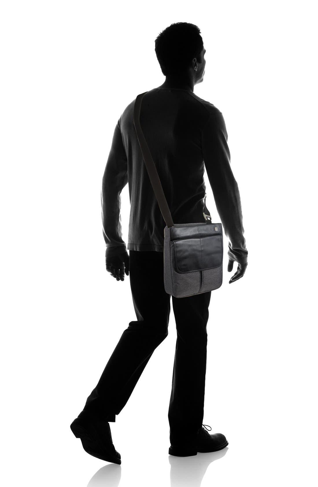Alternate Image 5  - T-Tech by Tumi 'Forge - Pueblo' Top Zip Flap Bag