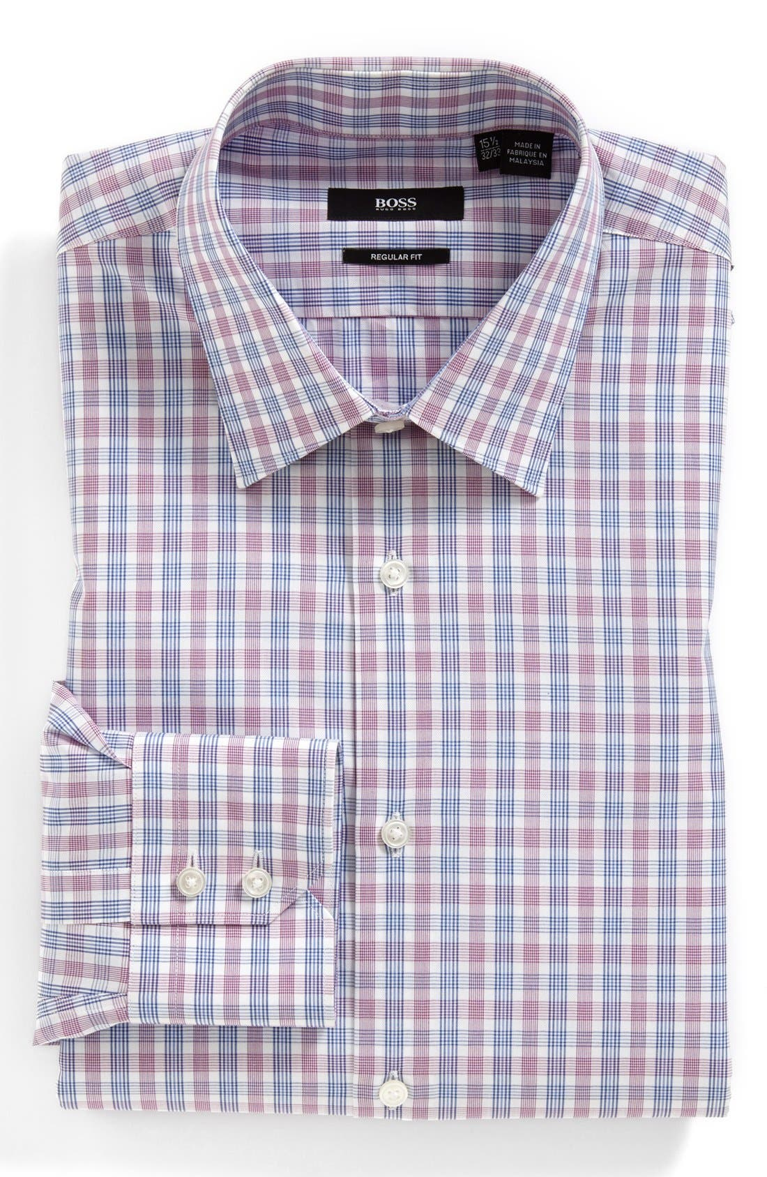 Main Image - BOSS HUGO BOSS 'Gulio' Regular Fit Dress Shirt