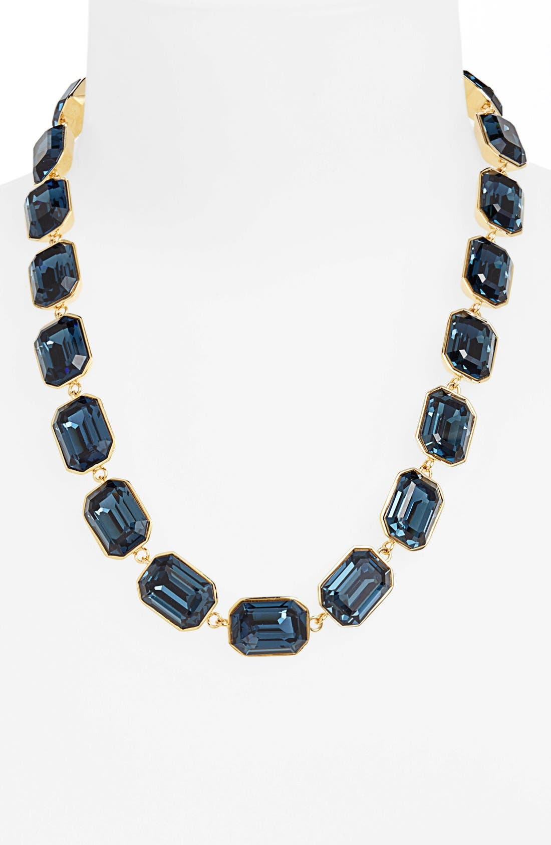 Alternate Image 1 Selected - St. John Collection Crystal Station Necklace