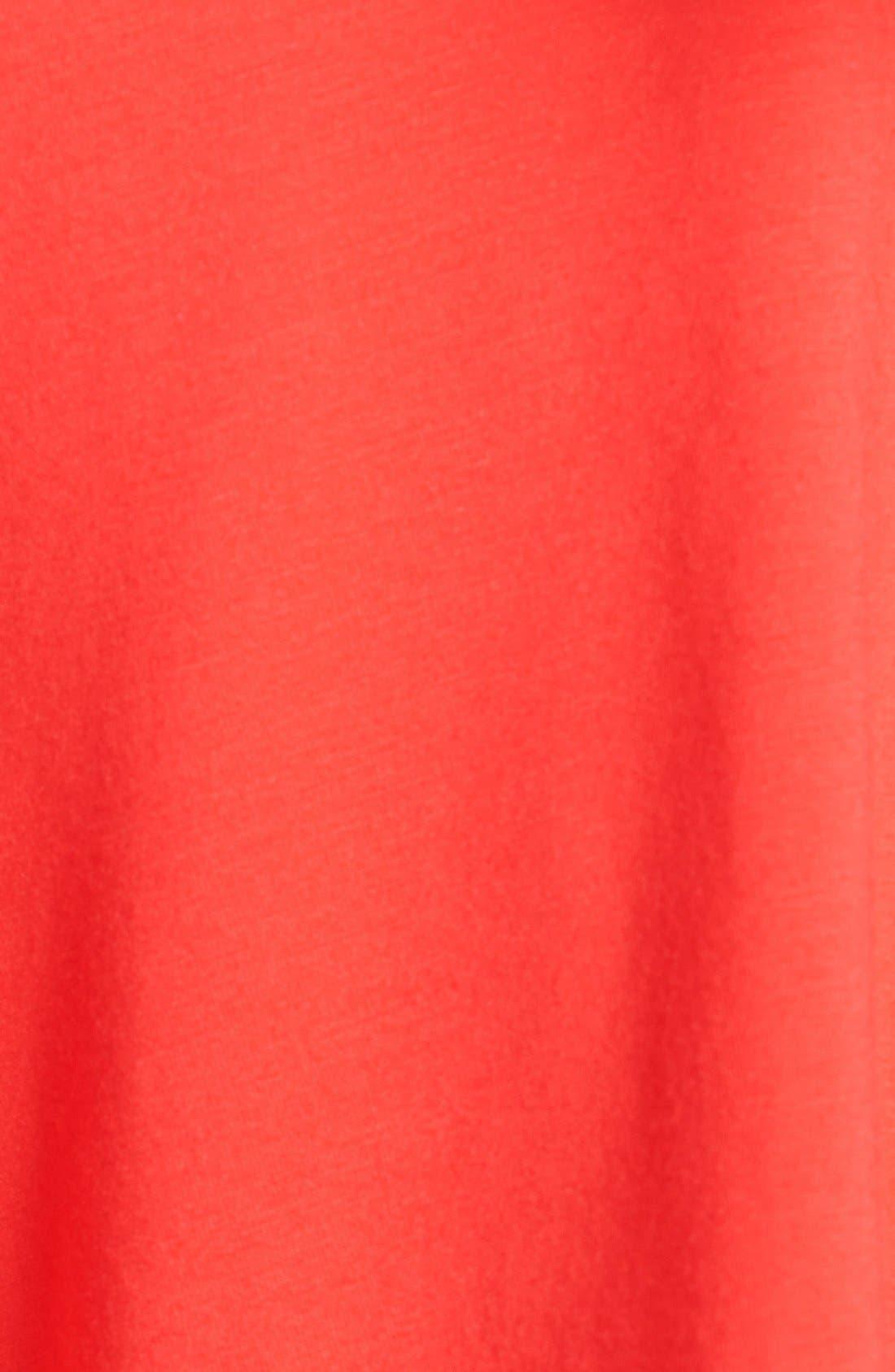 Alternate Image 4  - Splendid Drapey Knit Shorts