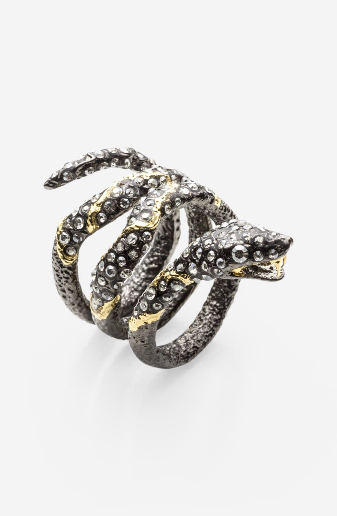 Alternate Image 1 Selected - Alexis Bittar 'Elements - Jardin de Papillon' Snake Coil Ring