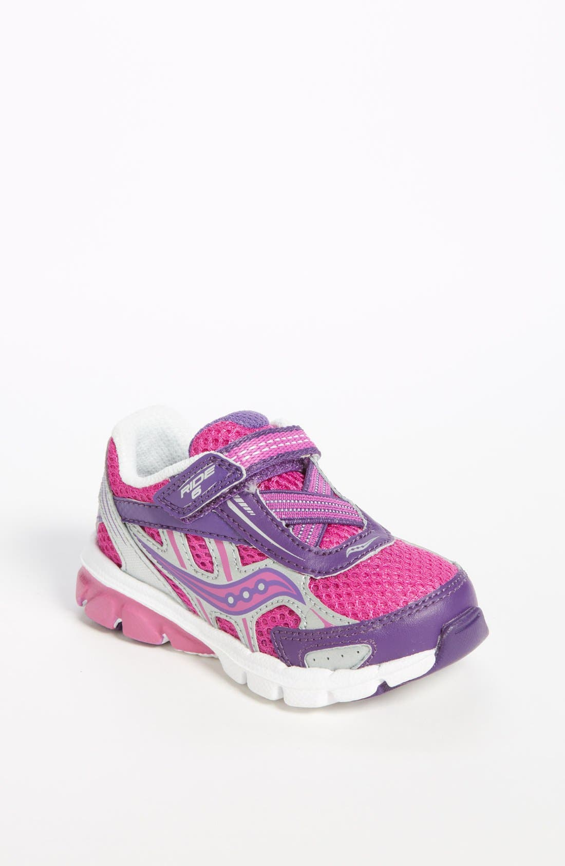 Alternate Image 1 Selected - Saucony 'Baby Ride' Sneaker (Baby, Walker & Toddler)