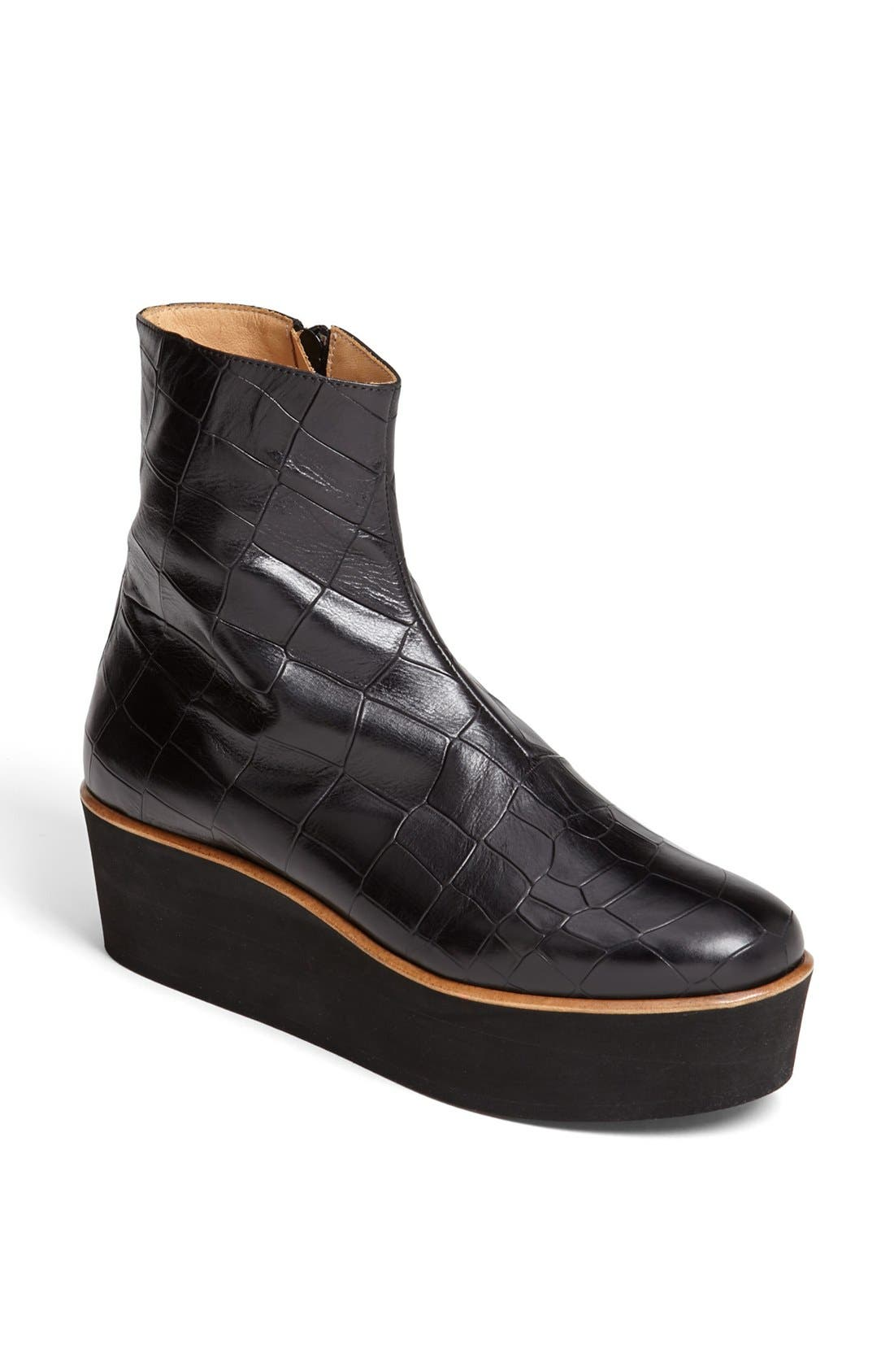 Alternate Image 1 Selected - MM6 Maison Margiela Platform Boot