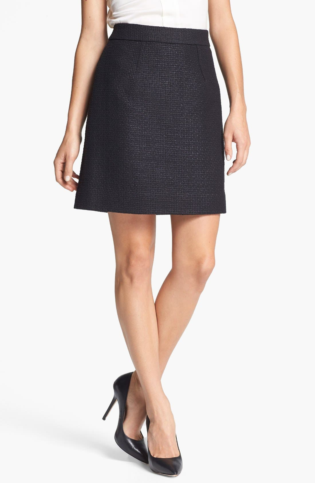 Alternate Image 1 Selected - kate spade new york 'caylene' woven skirt
