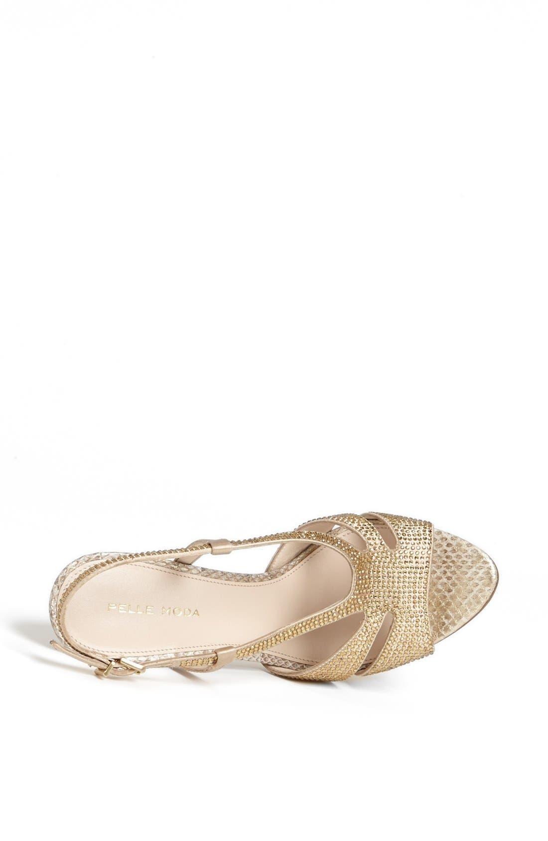 Alternate Image 3  - Pelle Moda 'Hana' Sandal