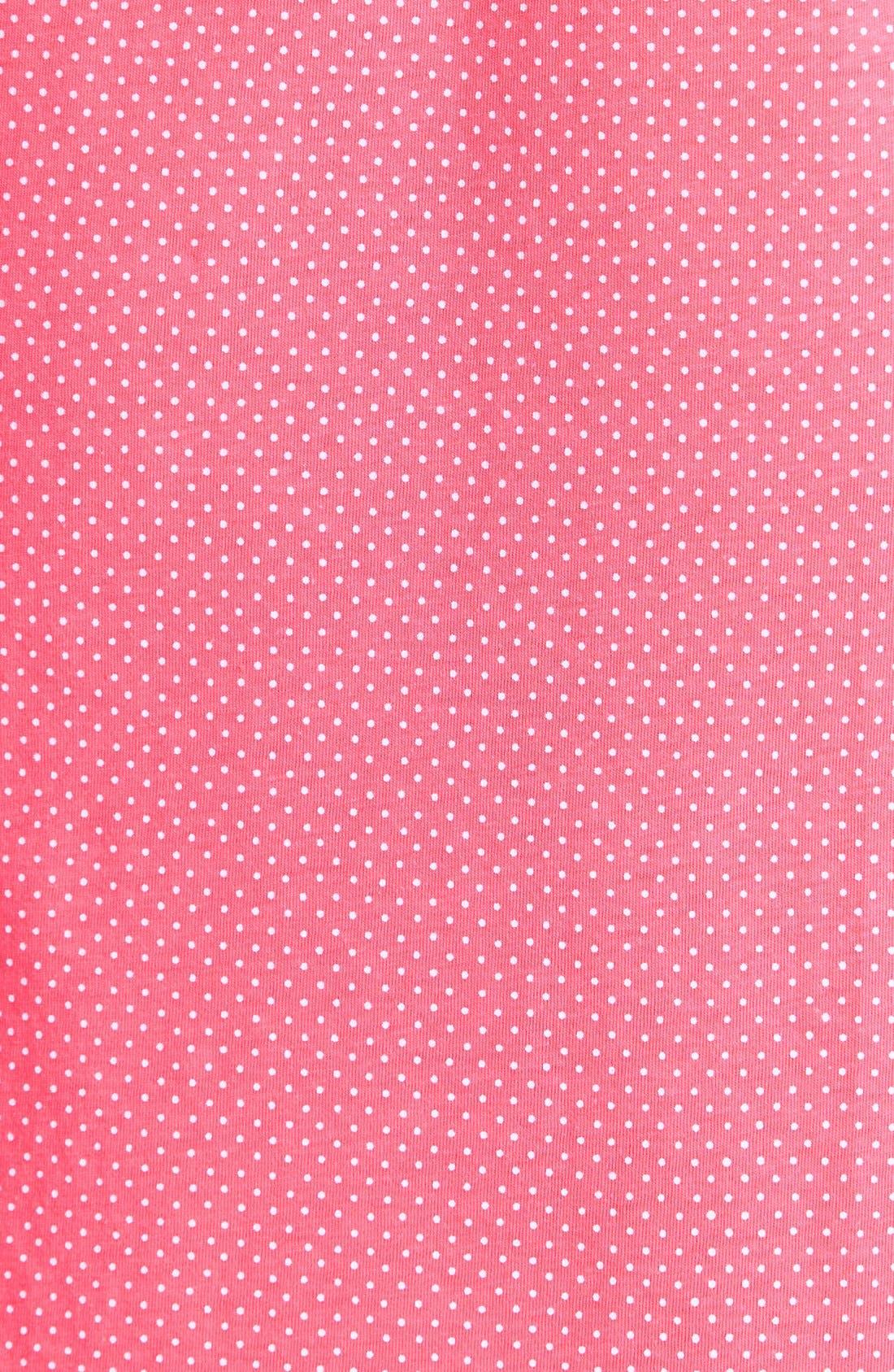 Alternate Image 3  - Eileen West 'Beach Party' Short Nightgown