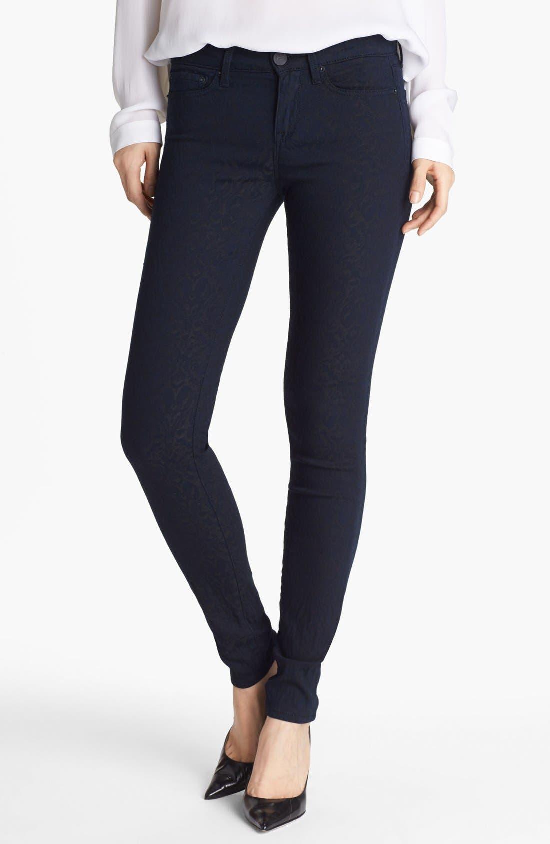 Alternate Image 1 Selected - Vince Skinny Stretch Jeans