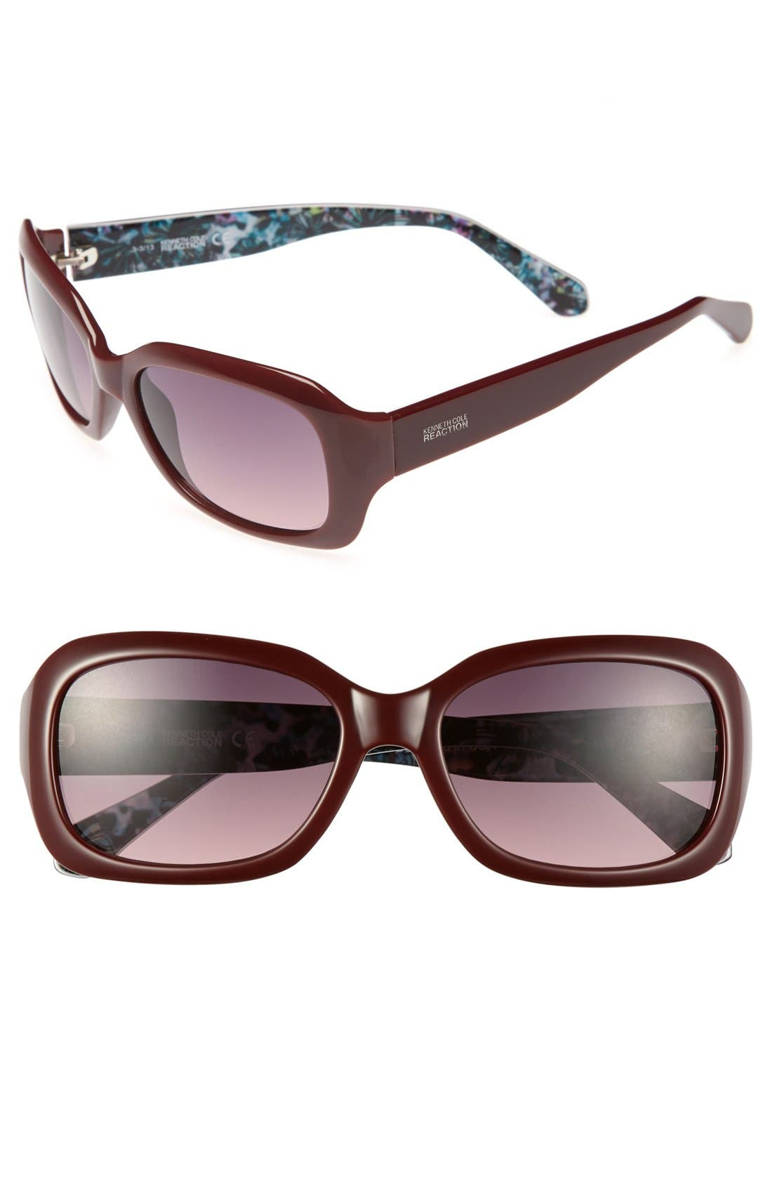 Alternate Image 1 Selected - Kenneth Cole Reaction 56mm Sunglasses
