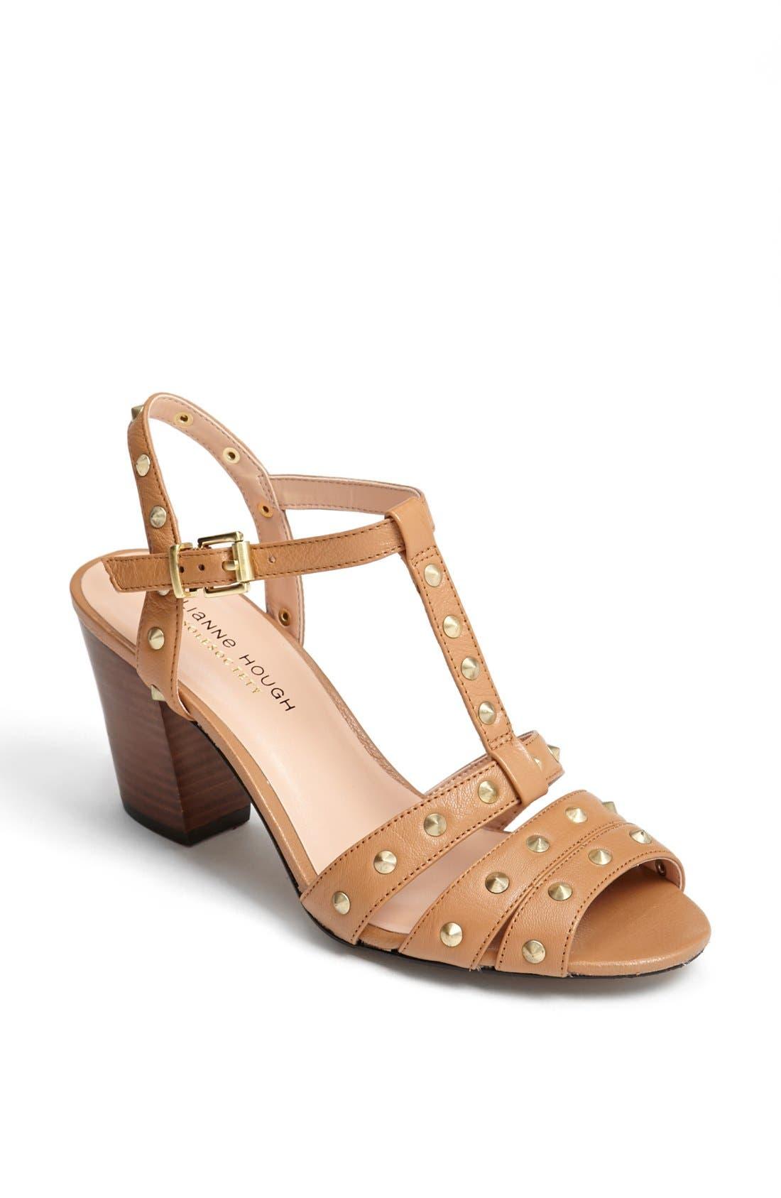 Alternate Image 1 Selected - Julianne Hough for Sole Society 'Mollie' Sandal