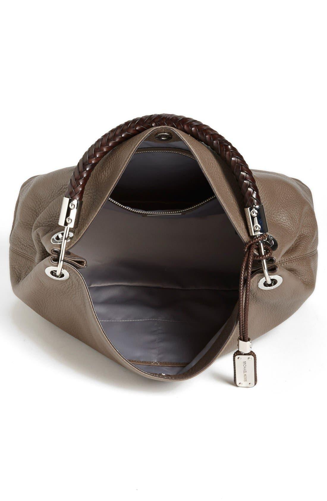 Alternate Image 3  - Michael Kors 'Large Skorpios' Leather Shoulder Bag