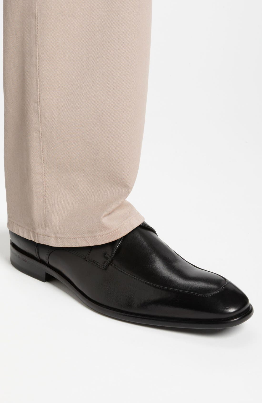 Alternate Image 6  - BOSS HUGO BOSS 'Mettor' Apron Toe Derby