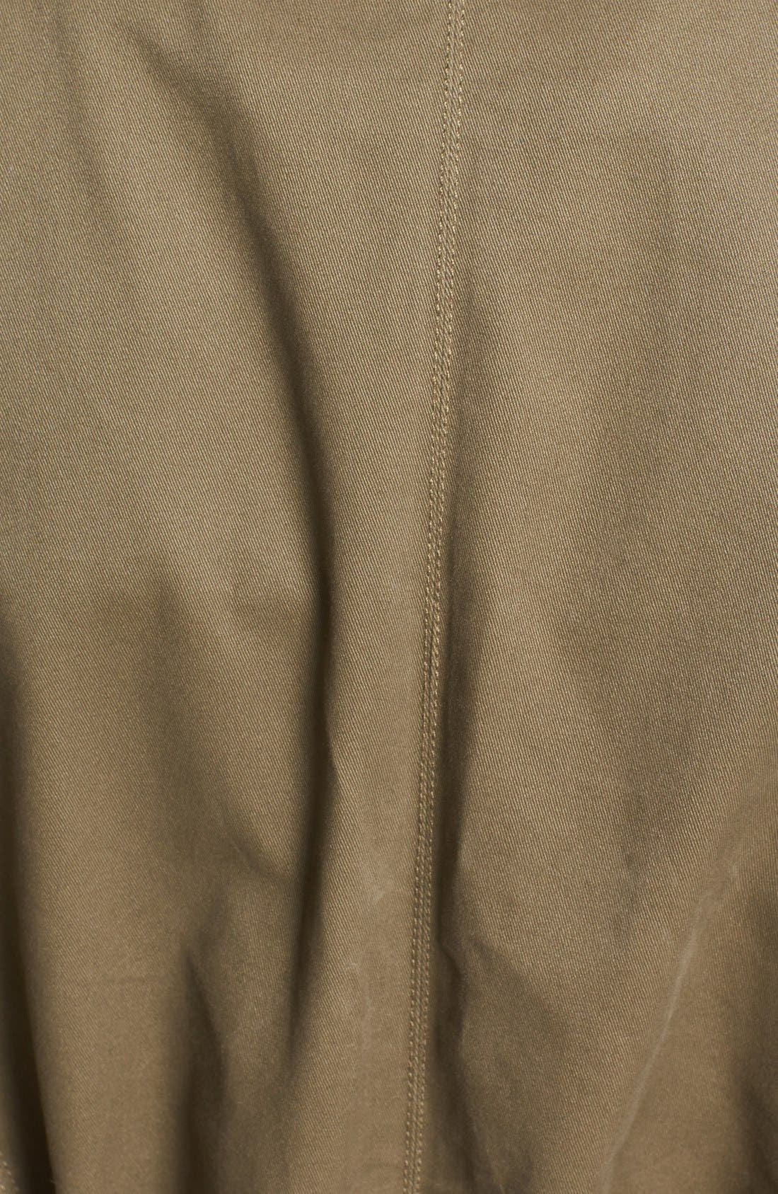 Alternate Image 5  - Olive & Oak Studded Utility Vest