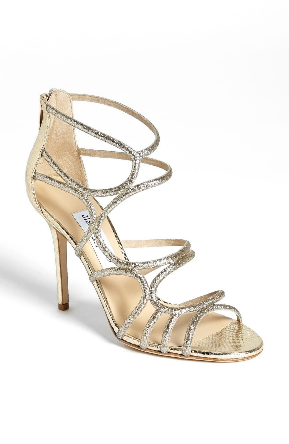Alternate Image 1 Selected - Jimmy Choo 'Sazerac' Sandal
