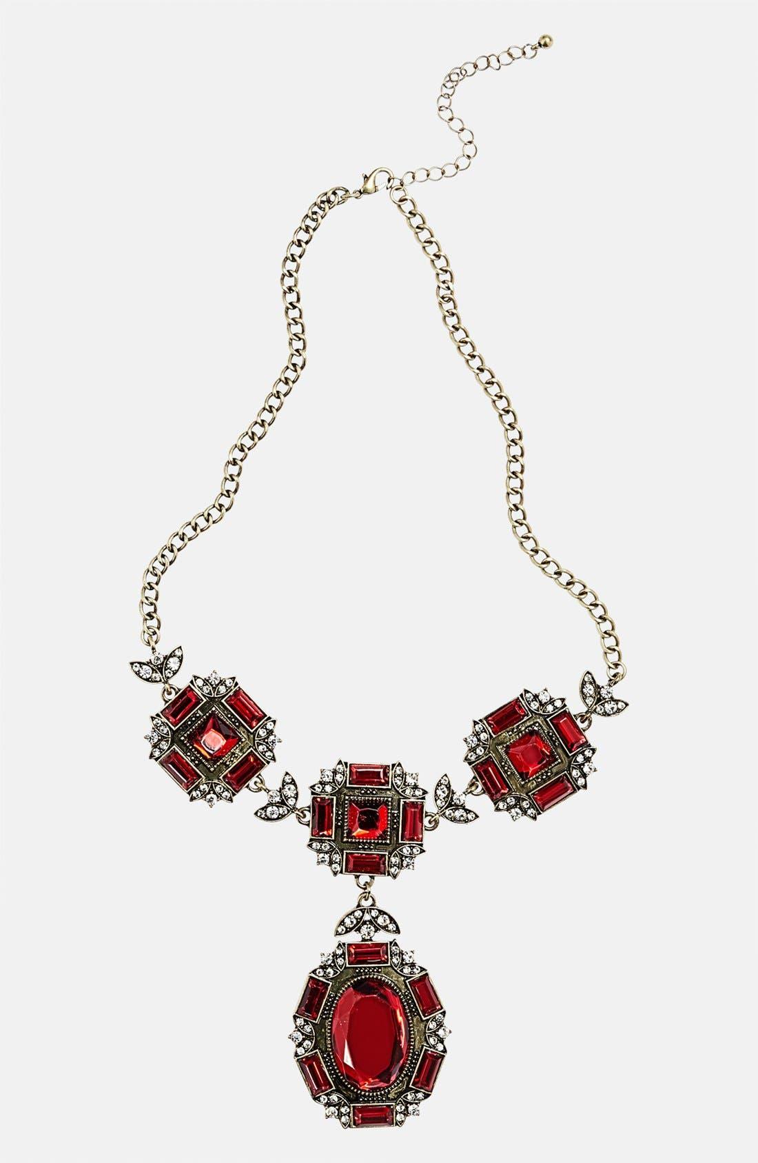 Alternate Image 1 Selected - Tildon Vintage Necklace
