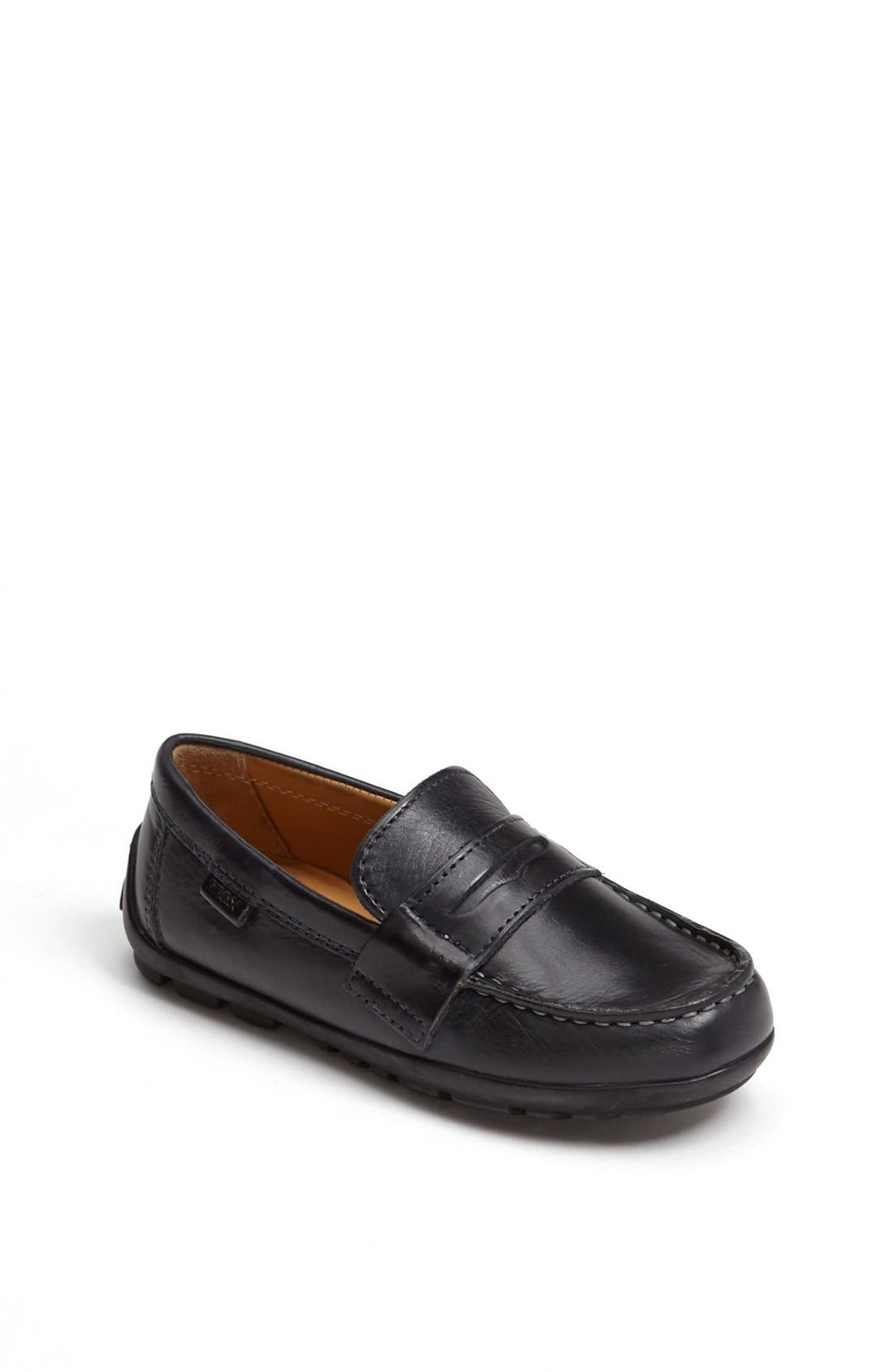 'Fast' Loafer,                             Main thumbnail 1, color,                             Navy