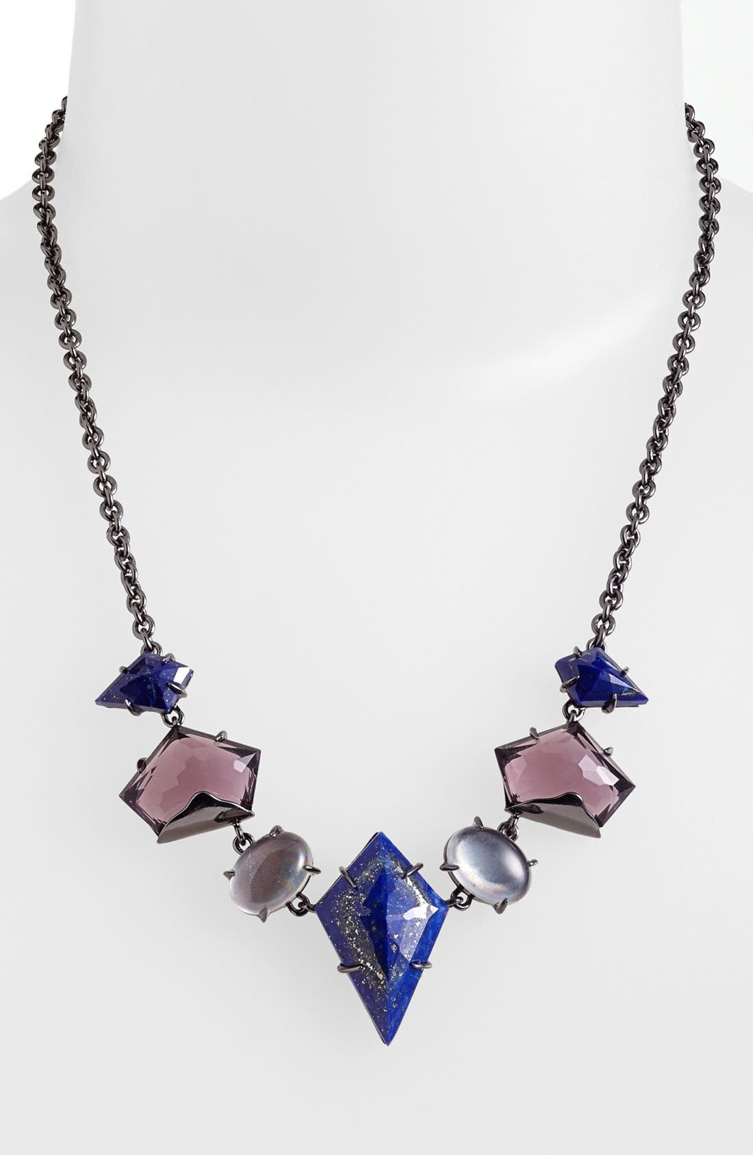 Main Image - Alexis Bittar 'Miss Havisham' Frontal Necklace