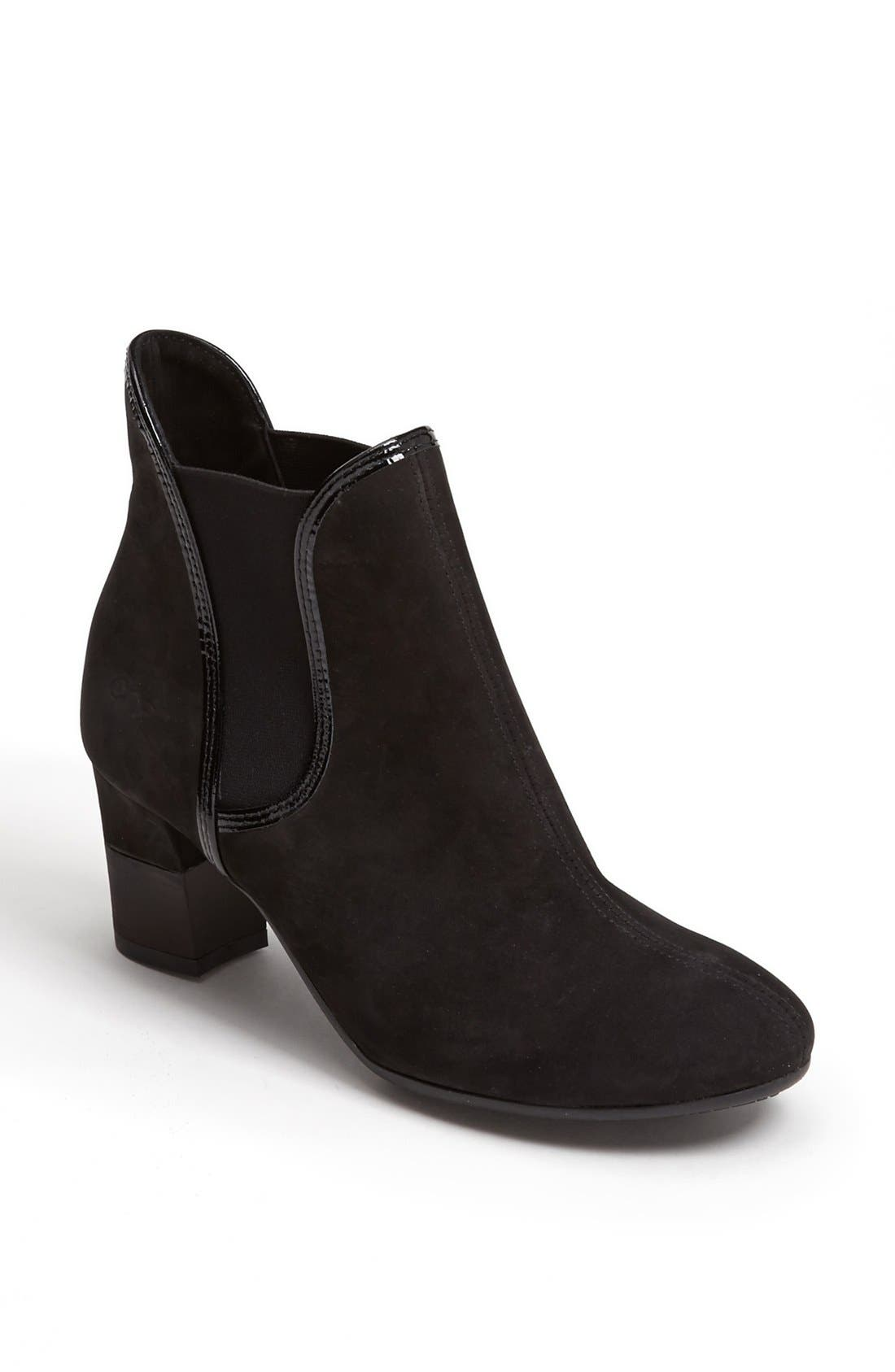 Alternate Image 1 Selected - Arche 'Perek' Nubuck Double Gore Bootie
