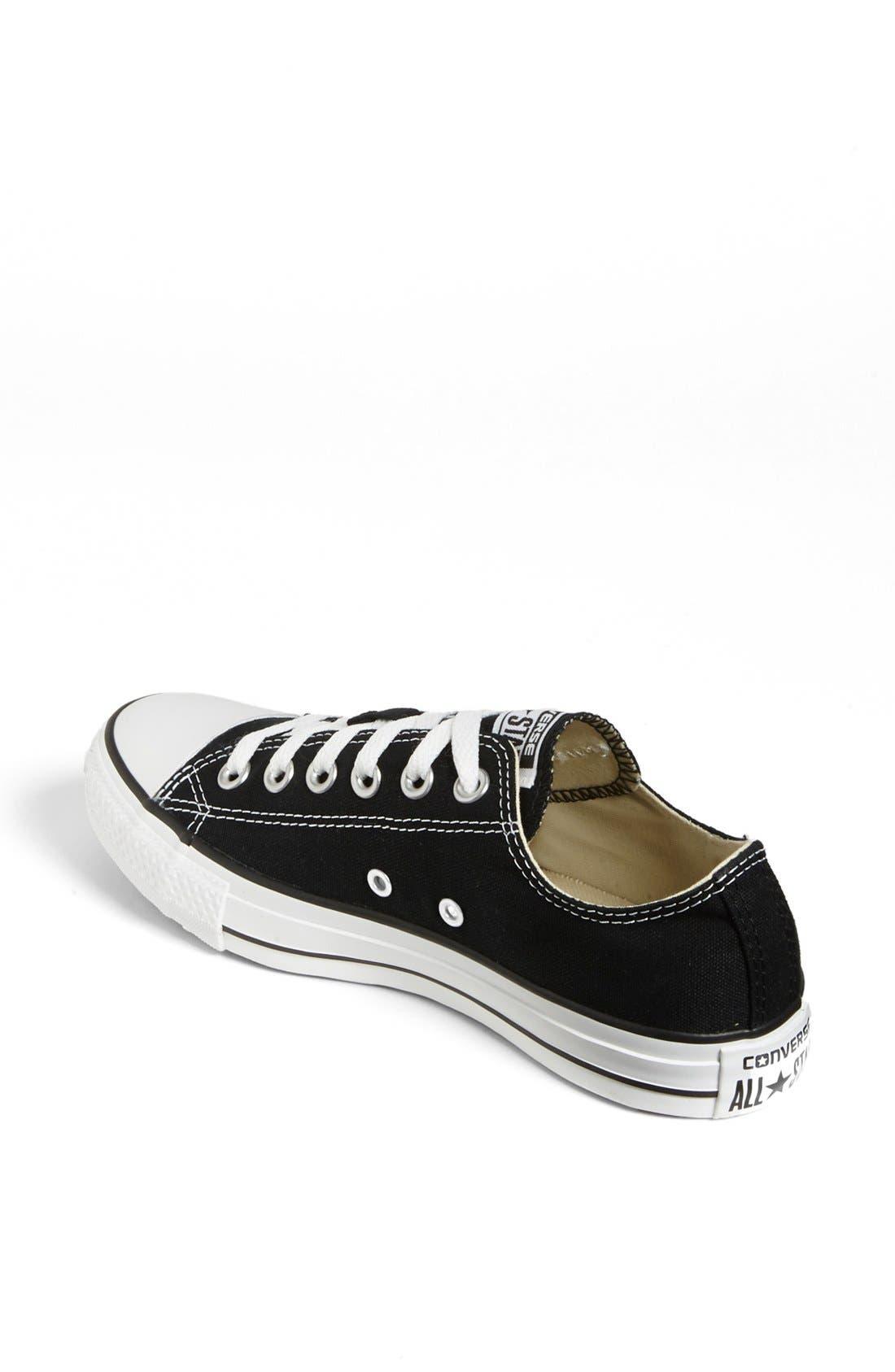 Alternate Image 2  - Converse Chuck Taylor® Low Top Sneaker (Women)