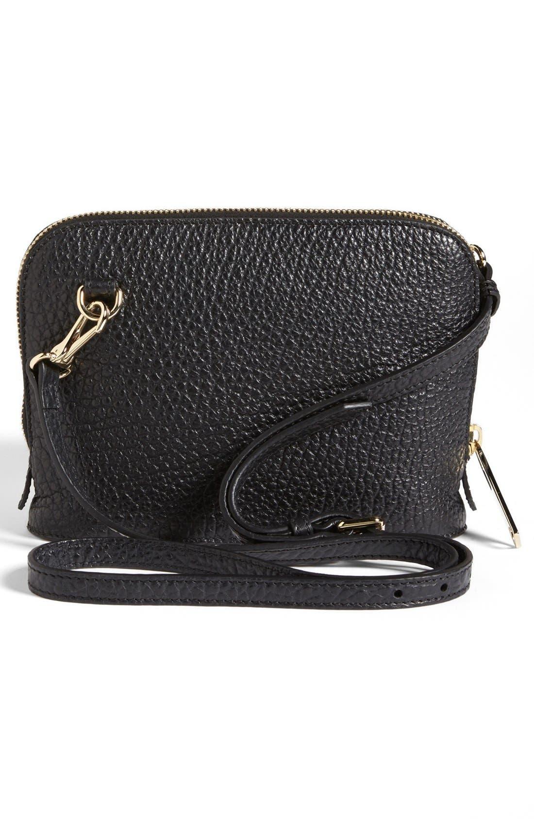 Alternate Image 4  - Burberry 'Small Harrogate' Leather Crossbody Bag