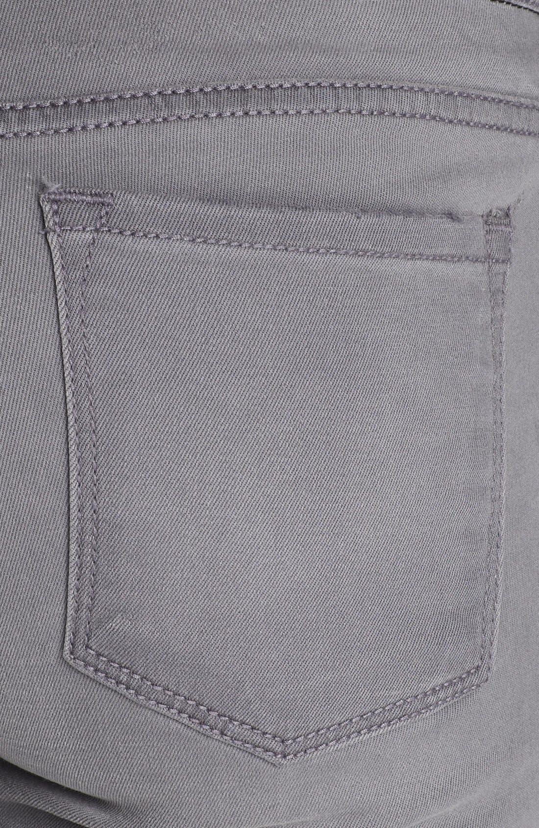 Alternate Image 3  - KUT from the Kloth Boyfriend Crop Jeans (Ensure)