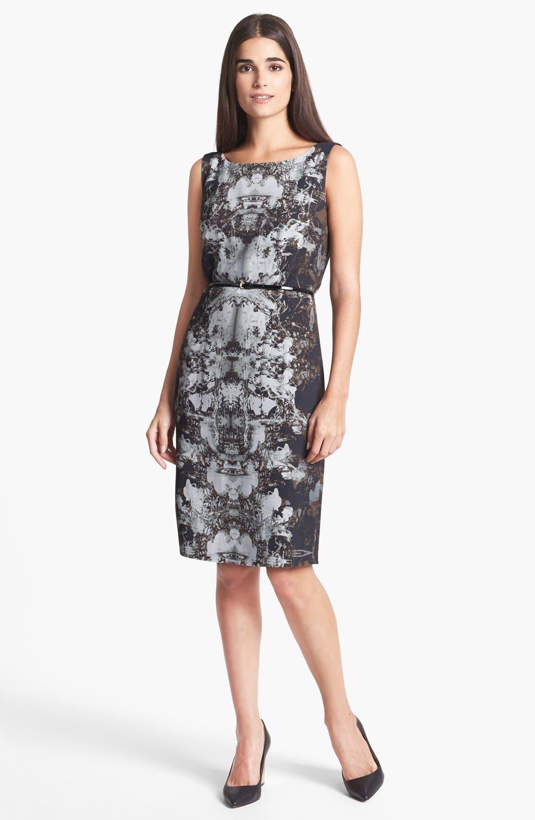Alternate Image 1 Selected - BOSS HUGO BOSS 'Dinoma' Dress