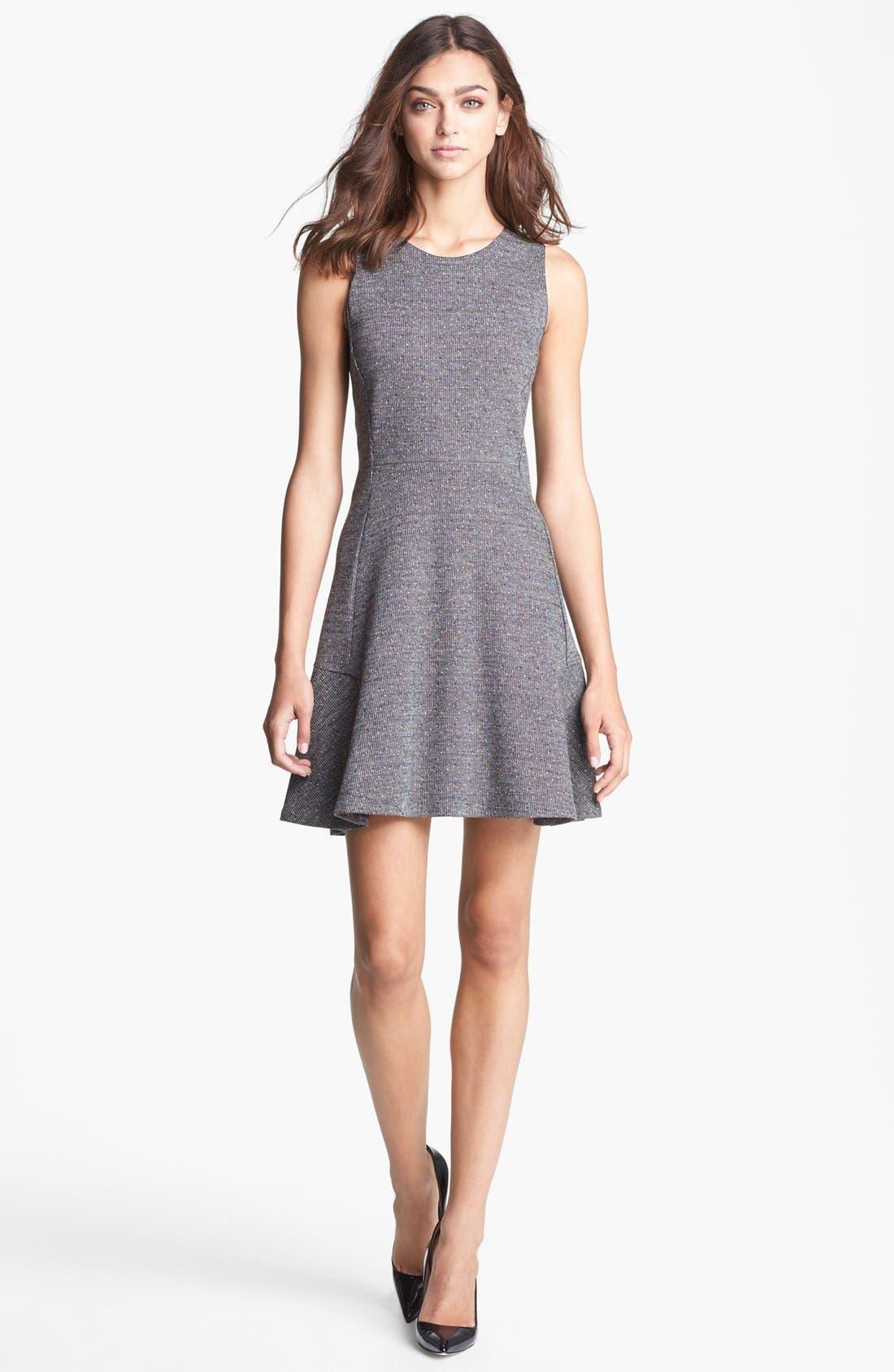 Main Image - Theory 'Nikay' Knit Sweater Dress