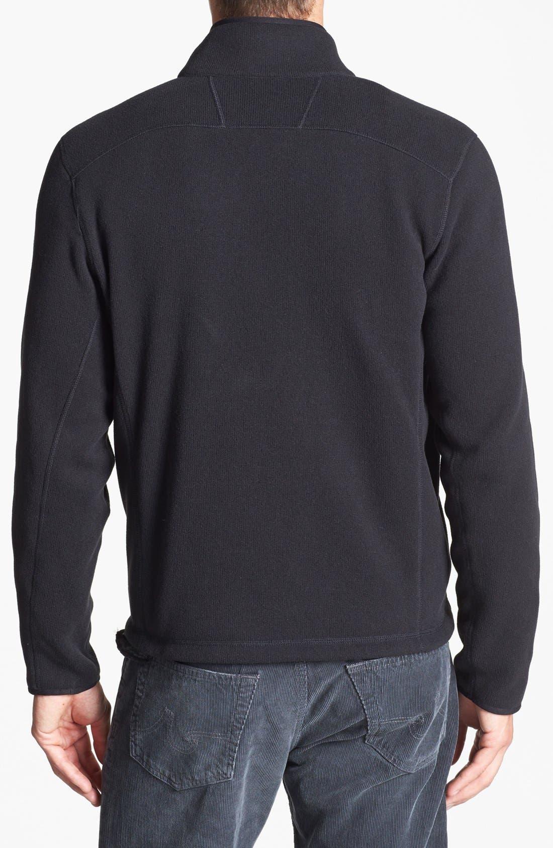 Alternate Image 2  - The North Face 'Gordon Lyons' Sweater Knit Fleece Jacket