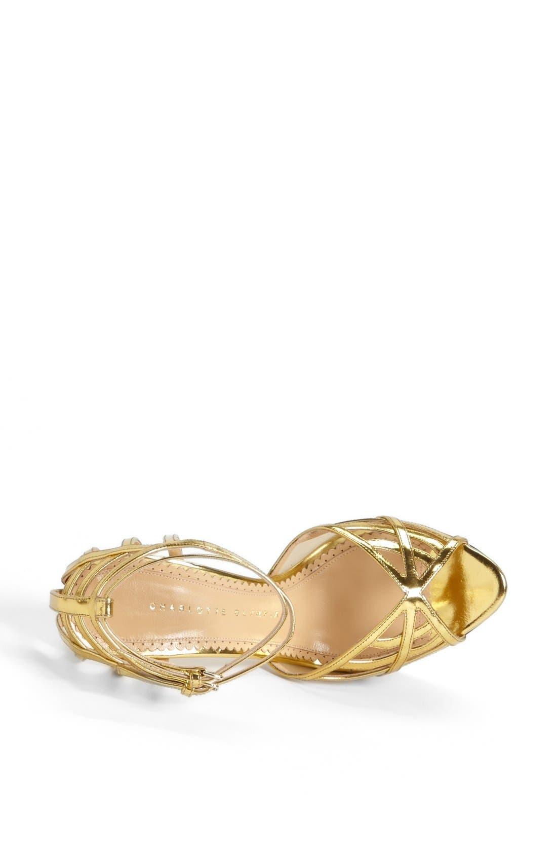 Alternate Image 3  - Charlotte Olympia 'Octavia' Sandal