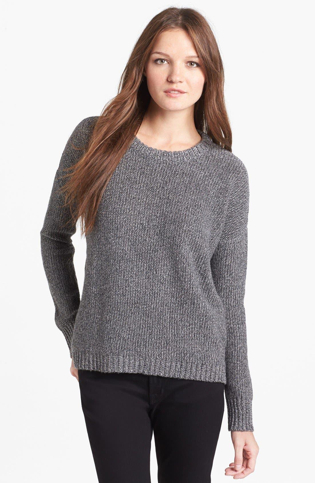 Main Image - Theory 'Clancia' Wool Blend Sweater